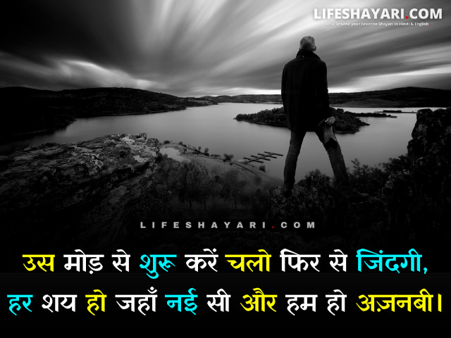 I Hate My Life Shayari